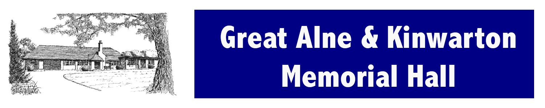 Great Alne & Kinwarton Memorial Hall